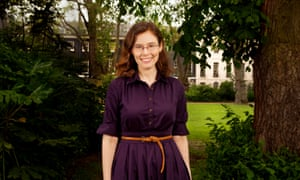 From nerdy enthusiast to classical scholar … Madeline Miller.