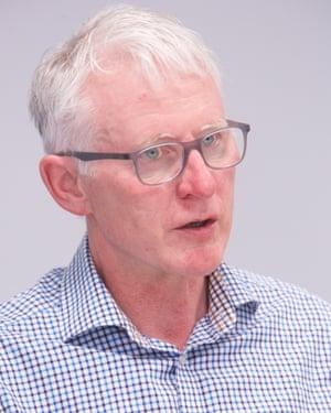 MP and mental health campaigner Norman Lamb MP