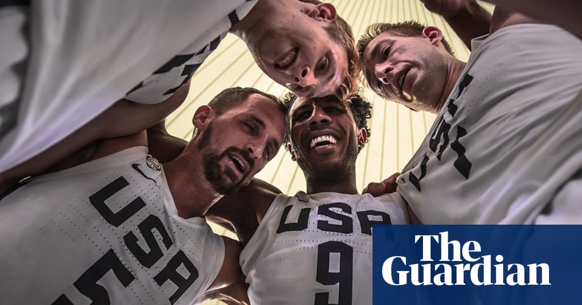 Robbie Hummel and Kareem Maddox: the weekend warriors behind USA's bid for 3×3 basketball Olympic gold