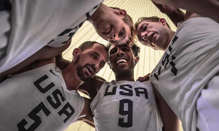 USA men's national 3x3 basketball team