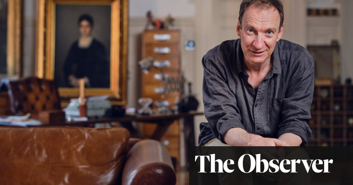 David Thewlis: 'It does get to you, spending more waking hours as a character than oneself'