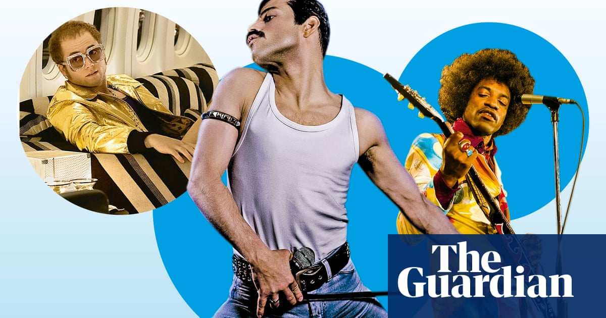 Is this the real life? Why 'official' biopics skip the scandal and keep it s...