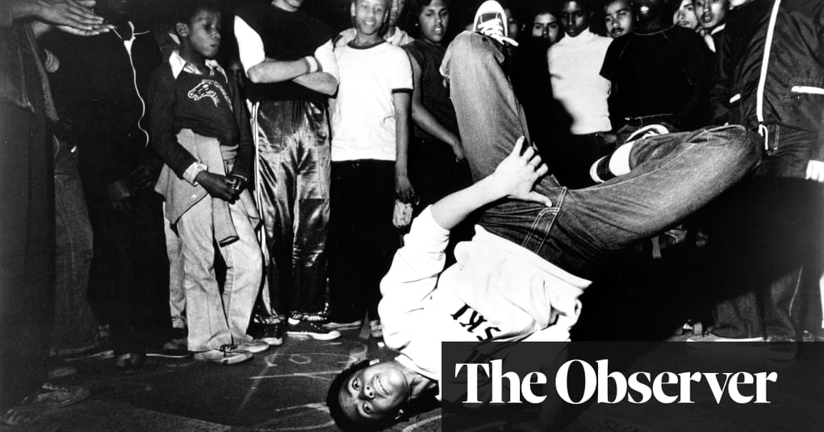 Grandmaster Flash: 'Hip-hop's message was simple: we matter