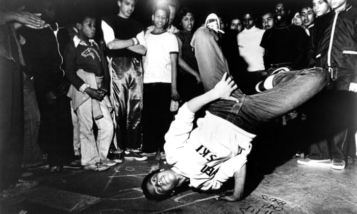 Grandmaster Flash: 'Hip-hop's message was simple: we matter