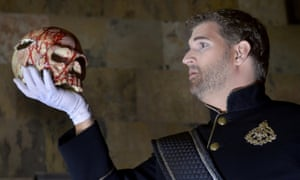 Franco Faccio's Amleto, with Alex Richardson in the Opera Southwest production at the Albuquerque Journal Theater.