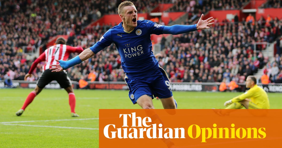 Jamie Vardy is the Premier League top scorer – so why the