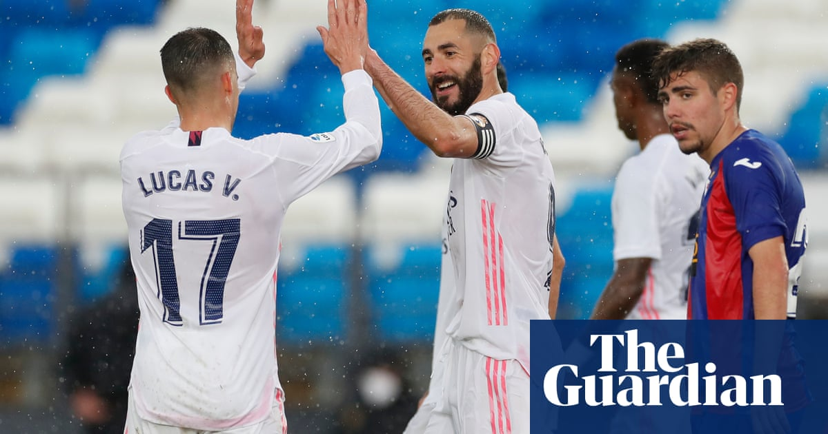 'Special' Karim Benzema defies time and critics to lead Real Madrid