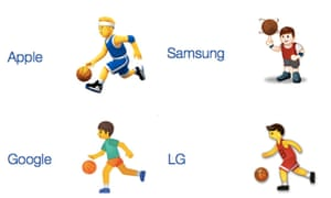 Emojis – why are Samsung so different?