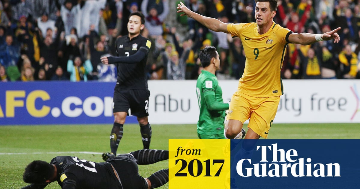 ebe8f73d5 Socceroos  World Cup hopes in jeopardy after scraping win over Thailand