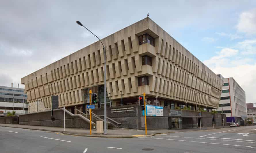 The National Library of New Zealand, Wellington