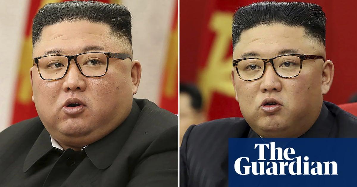 Slim Kim Jong-un: North Korean leader believed healthy despite weight loss