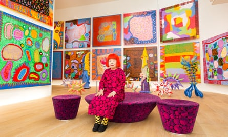 Pictures please: Yayoi Kusama brings her Infinity Mirrors to the Broad.
