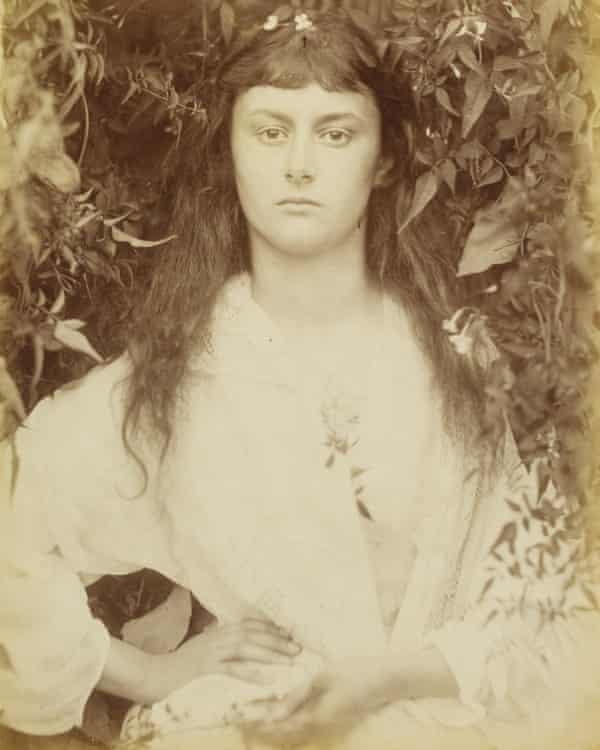 آلیس لیدل ، عکس جولیا مارگارت کامرون.