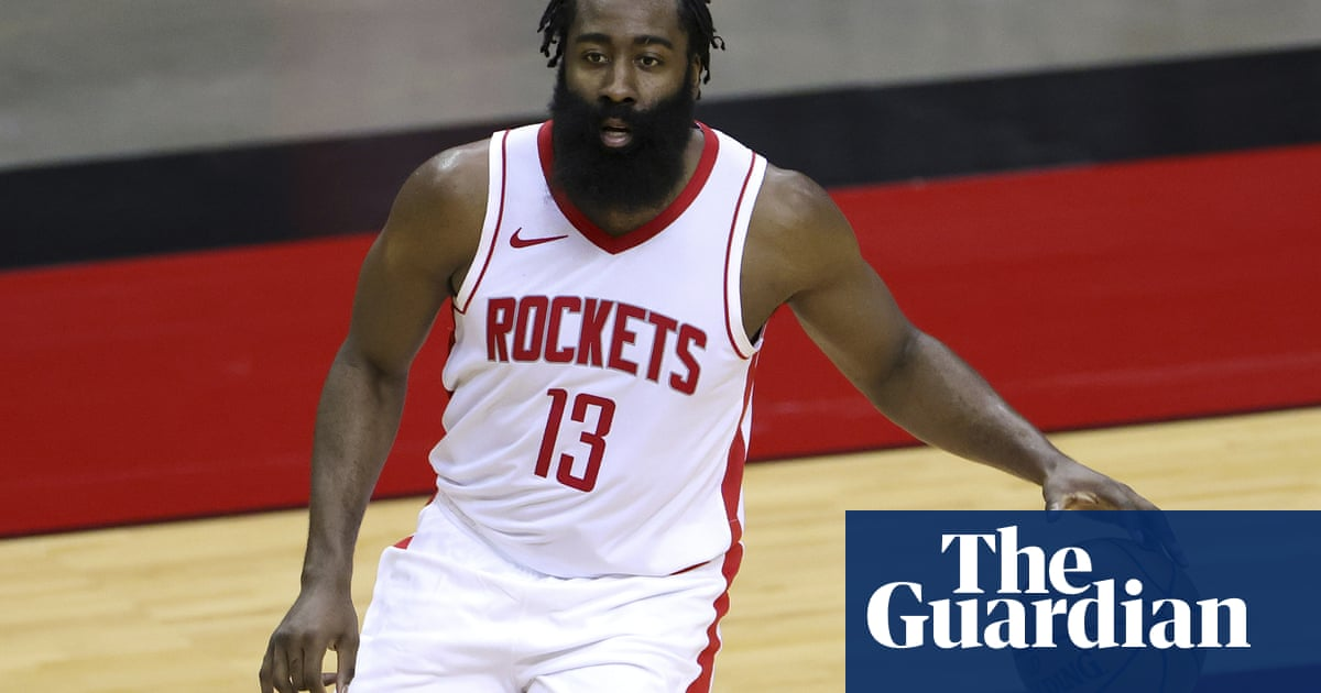 Rockets 2021 Christmas Nba Cancels Houston Rockets Opener As Harden Fined 50k For Covid Violation Nba The Guardian