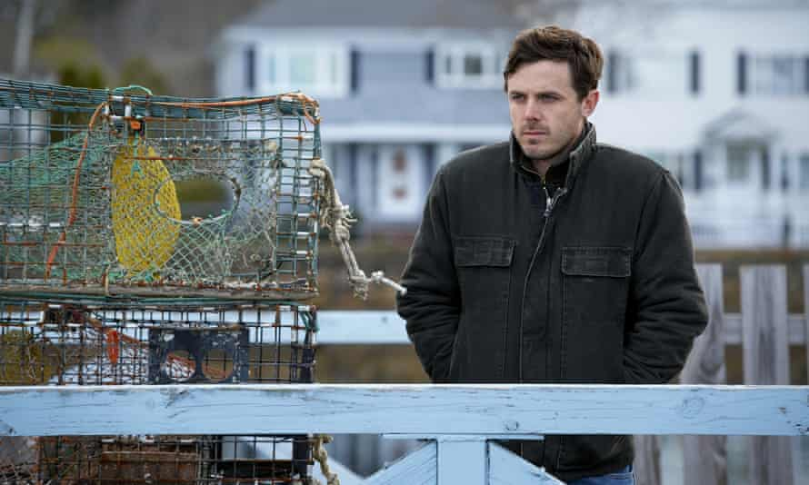 'Desperation in every movement': Casey Affleck as Lee in Manchester By the Sea.