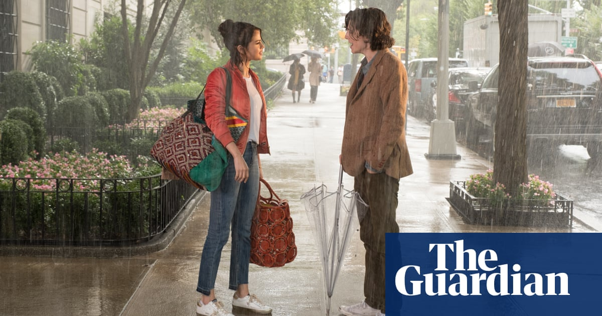 Woody Allens A Rainy Day in New York tops global box office