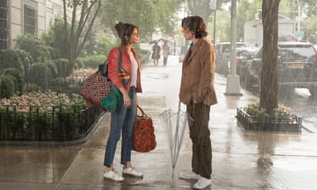 A Rainy Day in New York … stars Selena Gomez and Timothée Chalamet disowned the movie.