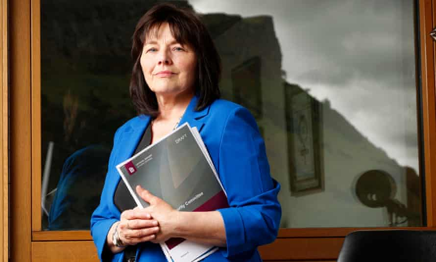 Jeane Freeman MSP is the recently appointed health secretary for the Scottish parliament. She is the former minister for social security and member of the Scottish parliament for Carrick, Cumnock and Doon Valley