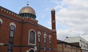 Al-Muzzamil mosque in Tooting
