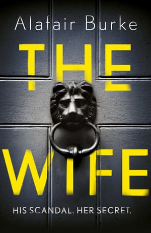 The Wife by Alafair Burke (UK cover)