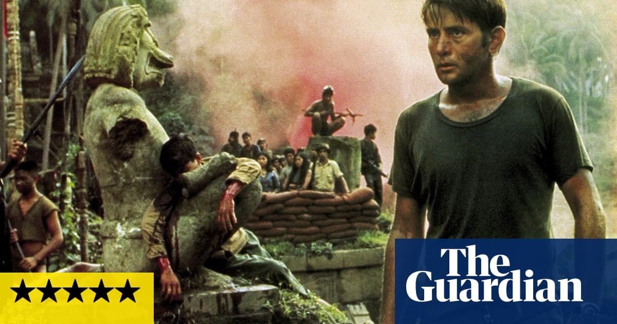 Apocalypse Now: Final Cut review – crazed exposé of the heart of darkness