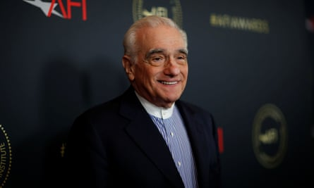 Director Martin Scorsese has been signed up to a 'first look' deal by Apple.