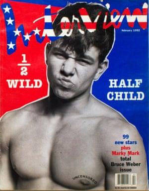 Mark Wahlberg February 1992