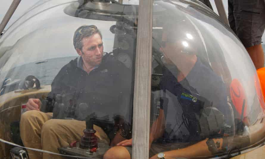 Philippe Cousteau: '...it's just common sense to not repeat a failed plan.'