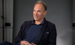 World Wide Web founder Tim Berners-Lee