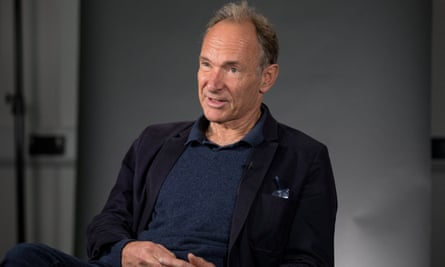 World Wide Web founder Tim Berners-Lee