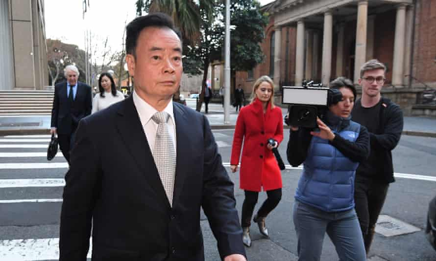 Chau Chak Wing has been awarded $590,000 in damages after a judge found he was defamed by an ABC Four Corners episode