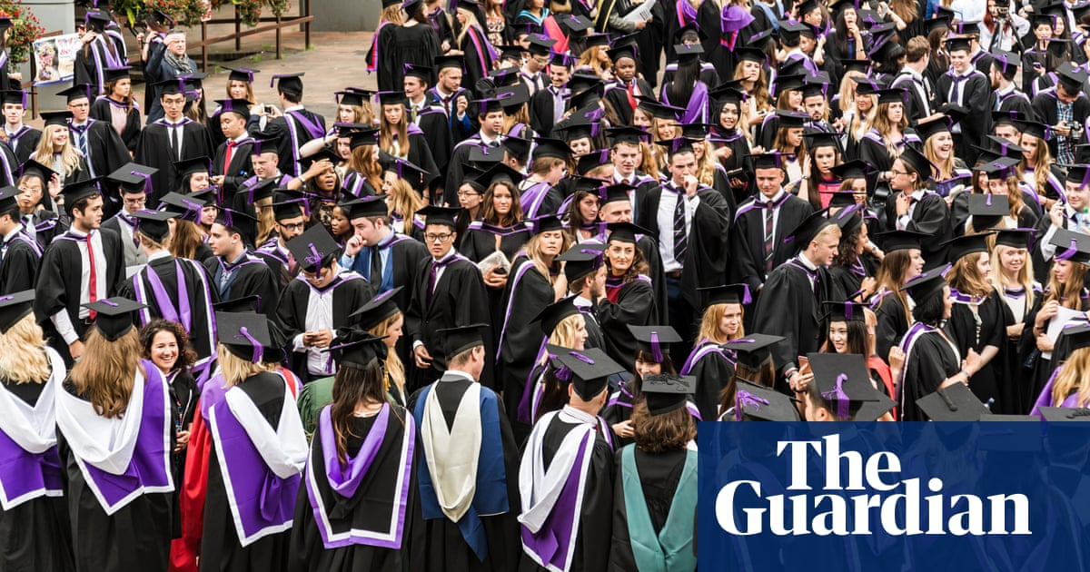 A policy change away from collapse': universities' fears for