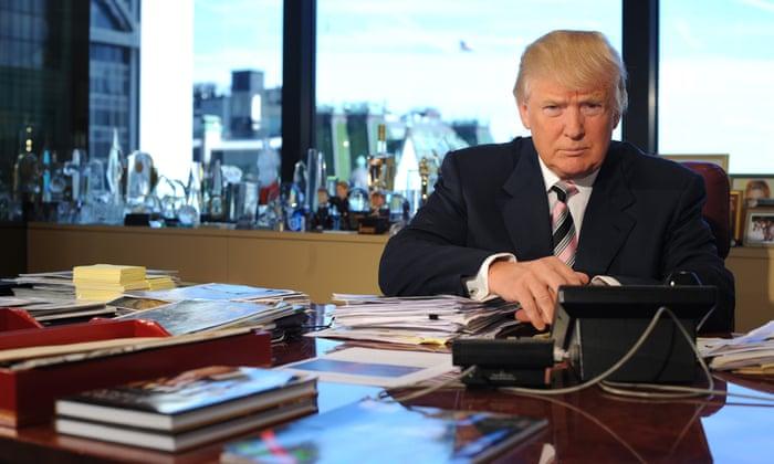 d72c06f36 Donald Trump  the making of a narcissist