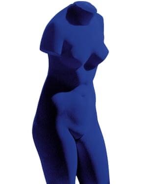 Klein's version of the Venus de Milo.