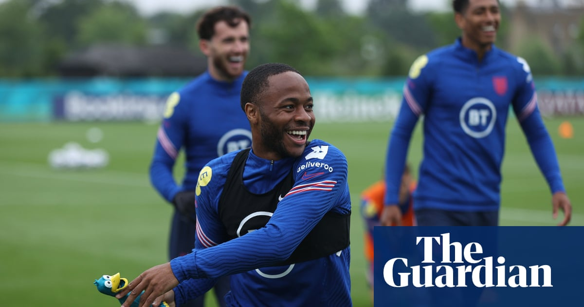 Raheem Sterling shuts out the noise and takes positives from Southgate
