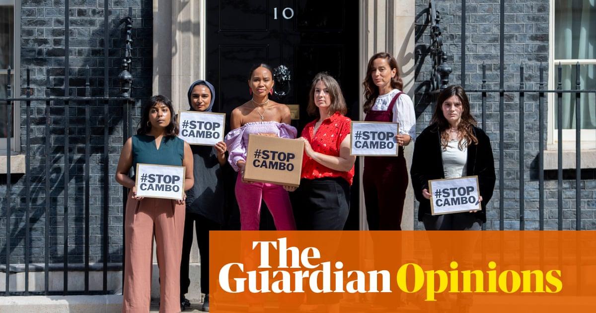 The Guardian view on Boris Johnson's oily politics: not-so-slick green policies