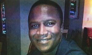 Sheku Bayoh, who died in police custody in Fife in May