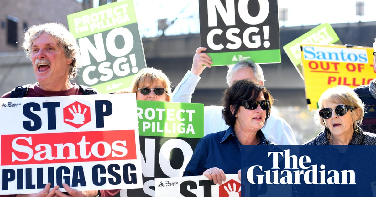 Narrabri gas project: environment group says new groundwater evidence not considered – The Guardian