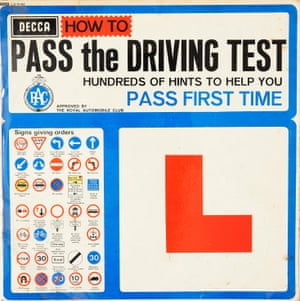 How To Pass The Driving Test This shows how eclectic and diverse Decca was. They also had a How To Give Birth record. They were like the apps of their day: instead of looking at your phone, you'd put on a record that told you how to pass your driving test. And it was brilliant. They were selling out in second hand shops