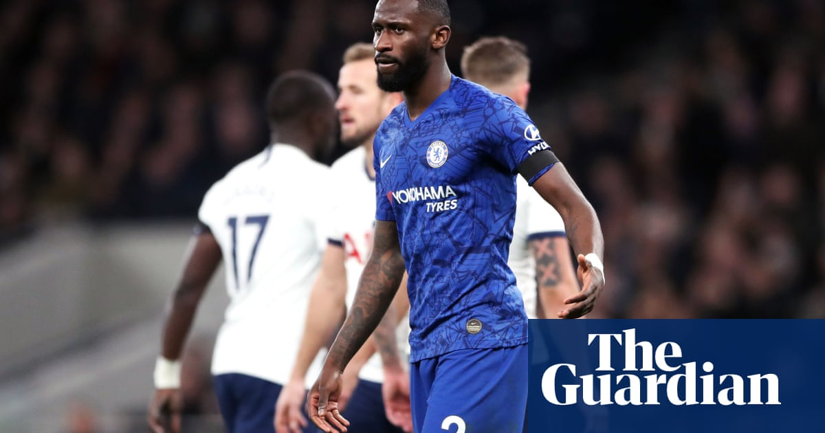Investigation finds 'no evidence' of alleged racism against Chelsea's Rüdiger