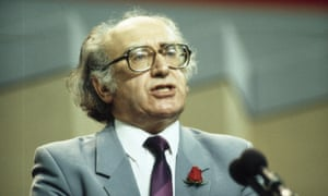 Fred Jarvis became general secretary of the NUT, the first non-teacher to hold the post, in 1975.