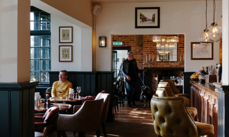 The Drumming Snipe, Surrey: 'A very modern type of gastropub' – restaurant review