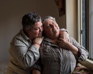 Lara Elia, 46, and Lia D'Urso, 64, Nicolosi, Sicily