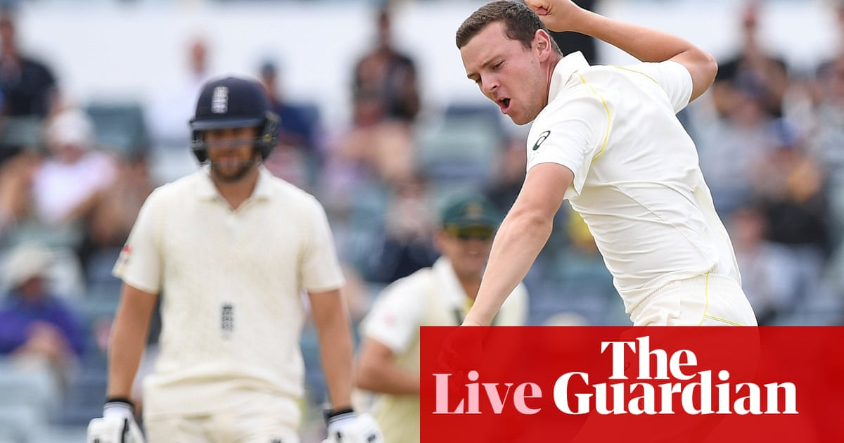 Ashes 2017-18: Australia crush England in third Test at Waca to wrap