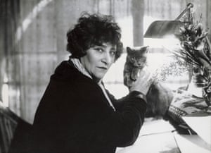 Sidonie-Gabrielle Colette in Paris, 1935