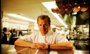 Gordon Ramsay: he's seen the light on vegans.