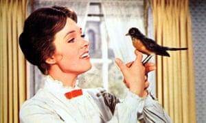 Julie Andrews in the original.