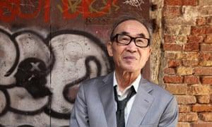 Korean author Ko Un.