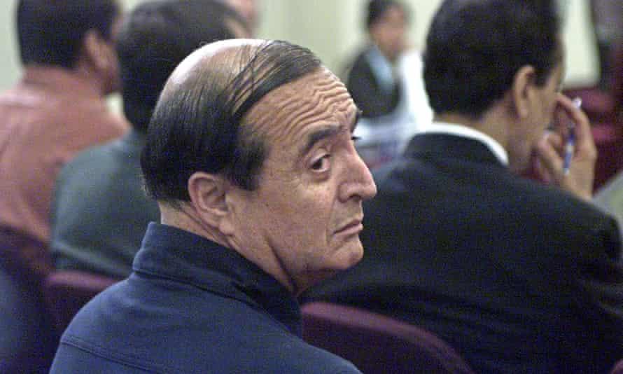 Vladimiro Montesinos peru