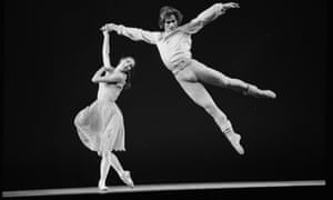 Dances at a Gathering by Jerome Robbins.